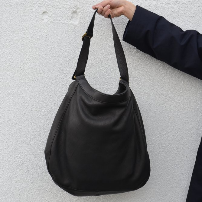 STYLE CRAFT (スタイルクラフト) SHOULDER BAG  -BLACK(DEER)- #SB-02(8)