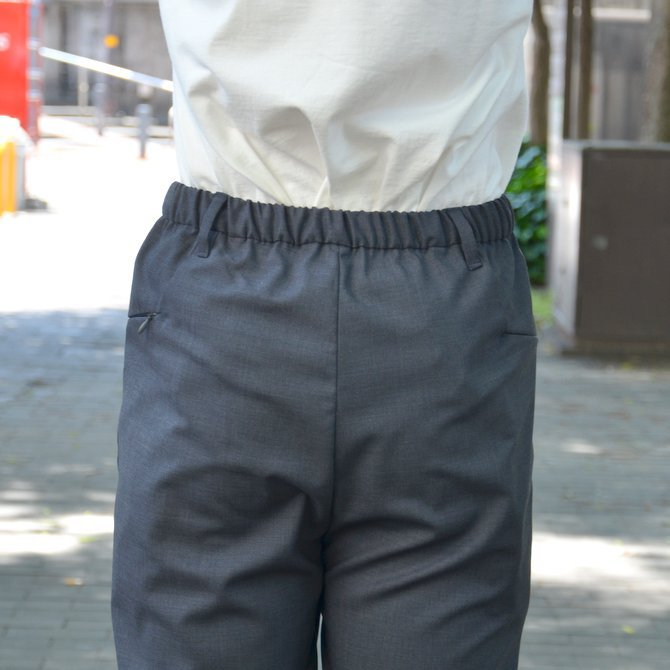 TEATORA(テアトラ)/Wallet Pants IO(ICE OFFICE)-CARBON GRAY- #TT-004-IO(8)