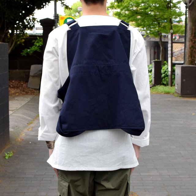 【2019 SS】BROWN by 2-tacs SEED IT -NAVY- #B21-V002(8)