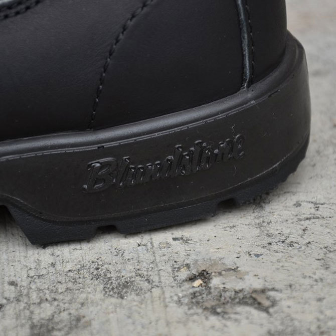 Blundstone(ブランドストーン) PU/TPU-ELASTIC SIDED-V CUT -Voltan Black-(9)