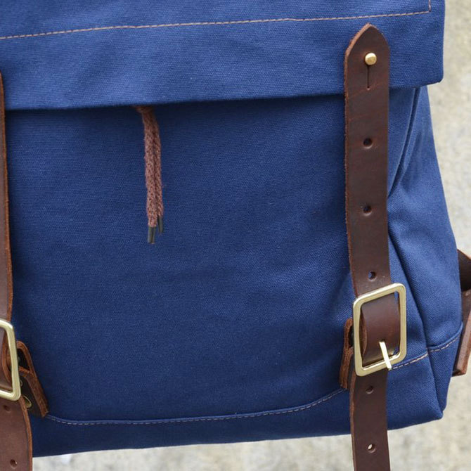 SEIL MARSCHALL(サイル マーシャル) MINI-CANOE PACK -(39CA)NAVY-(9)
