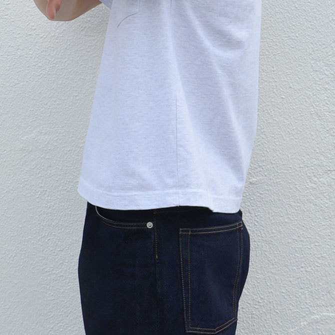 CAMBER(キャンバー) MAX WEIGHT POCKET TEE -WHITE-(9)