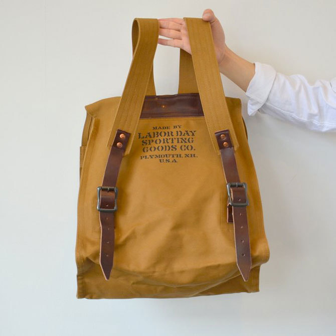 LABOR DAY(レイバー・デイ) PATROL PACK- Brown(9)
