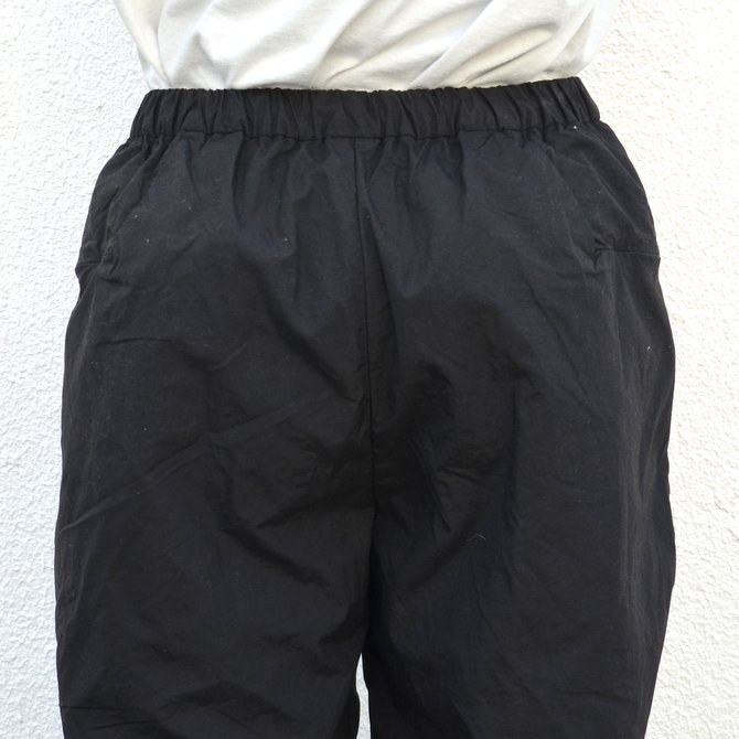 TEATORA(テアトラ) Wallet Pants CARGO Packable -BLACK- #tt-004c-p(9)