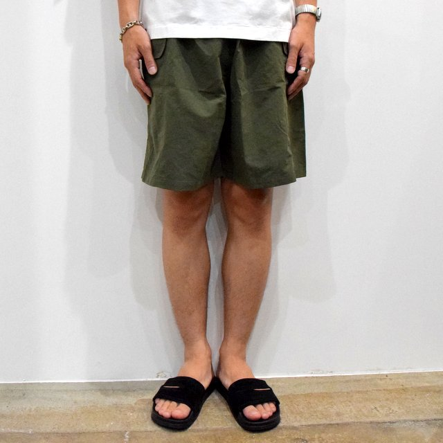 REPRODUCTION OF FOUND(リプロダクション オブ ファウンド)/ GERMAN MILITARY SANDALS -BLACK- #1738L(9)