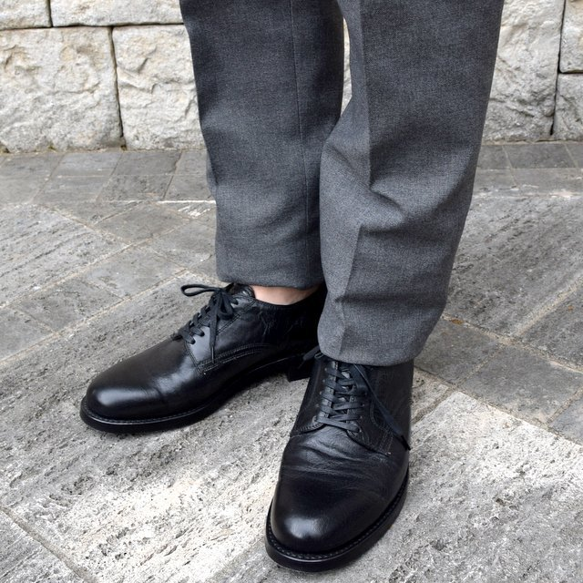 【2020 SS】NEAT(ニート)/ HOPSACK ''TAPERED'' -GRAY- #20-01HST-GR(9)