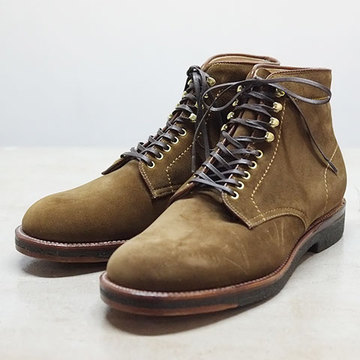 Alden(オールデン) SNUFF SUEDE LACE UP BOOT(SUEDE) -SNUFF- #46054H