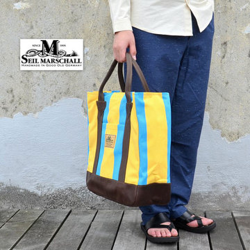 SEIL MARSCHALL(サイル マーシャル) Vintage1960's Canvas Beach Tote Bag -(00)MULTI LIMITED EDITION-