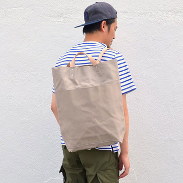 TEMBEA(テンベア) SCHOOL BAG-GREY