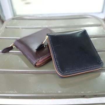 MASTER&Co.(マスターアンドコー) UK Bridle Leather Wallet -BROWN-