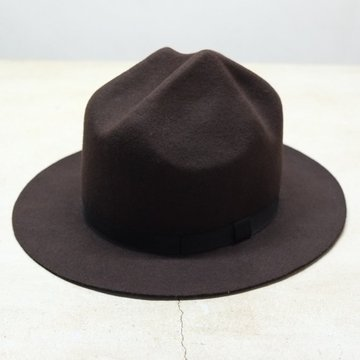 【30% off sale】foot the coacher(フット ザ コーチャー) MOUNTAIN HAT -BROWN-
