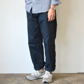 A VONTADE(ア ボンタージ) Classic Chino Trousers -Regular Fit-DK.NAVY- #VTD-0340-PT