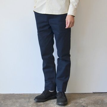 【16 AW】S.E.H KELLY(エス・イー・エイチ・ケリー) LANCASTRIAN HEAVY COTTON TWILL PANT -(39)NAVY-#5023002