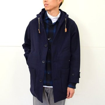 【40% off sale】BATTENWEAR(バテンウェア) PROMENADE PARKA -NAVY- #FW161505A