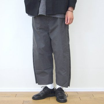 toogood(トゥーグッド) / THE SCULPTOR TROUSER WAXED COTTON-CLAY-