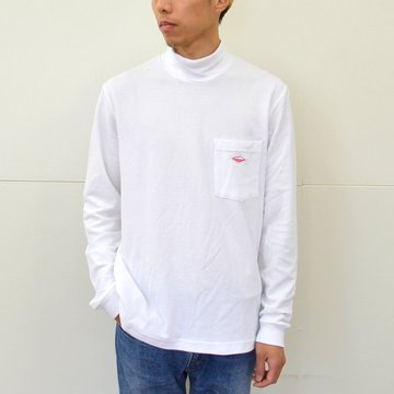 【40% off sale】BATTENWEAR(バテンウェア)/ L/S POLO TEE -WHITE- #FW16503A