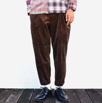 【40% off sale】 MOJITO(モヒート)/ GULF STREAM PANTS Bar.8.1 -(27)BROWN- #2063-1402
