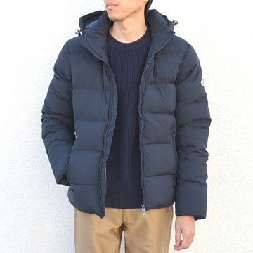 PYRENEX(ピレネックス)/ SPOUTNIC JACKET SMOOTH -AMIRAL(ネイビー)- #69216014