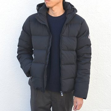 PYRENEX(ピレネックス)/ SPOUTNIC JACKET SMOOTH -BLACK- #69216014