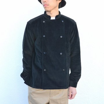 【40% off sale】TATAMIZE(タタミゼ)/ DOUBLE BREASTED -BLACK- TA160036