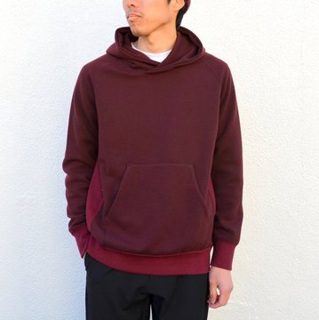 【30% off sale】Curly(カーリー) BRIGHT PO PARKA -BURGUNDY- #164-33111B