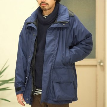FORTIS(フォーティス) FORESTER COAT  -NAVY-  #FORTIS03