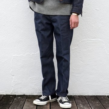 STABILIZER GNZ(スタビライザージーンズ) FLANNEL LINED TROUSER -INDIGO- #0-26