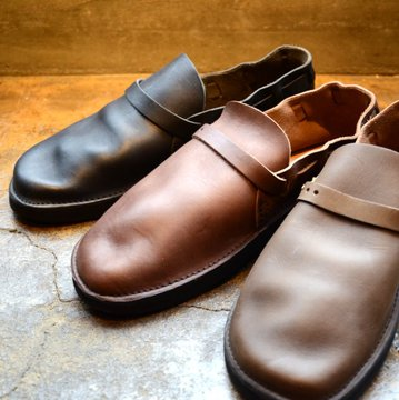 AURORA SHOES(オーロラシューズ) MIDDLE ENGLISH(MEN'S) -3色展開- #ME-M