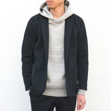 【17 SS】 Curly(カーリー) TRACK JACKET -BLACK- #171-36011