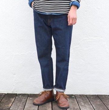 Ordinary fits(オーディナリーフィッツ) 5POCKET ANKLE DENIM one wash-INDIGO- #OM-P0200W