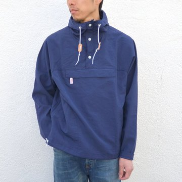 【40% off sale】BATTENWEAR(バテンウェア)/ Packable Anorak -NAVY-