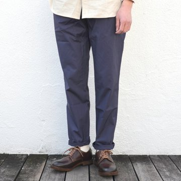 【40% off sale】S.E.H KELLY(エス・イー・エイチ・ケリー)/ NORTHERN IRISH SHOWER-PROOF COTTON STANDARD PANT -(39)NAVY- #5113036