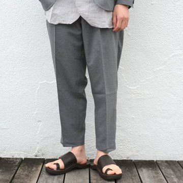 【40% off sale】MOJITO(モヒート)/ GULF STREAM PANTS Bar.9.1 -(19)GRAY- #2071-1402