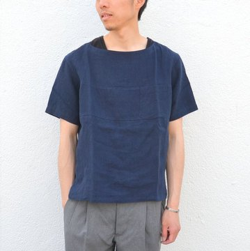 【40% off sale】MOJITO(モヒート)/ WHITH BUMBY TEE -(79)NAVY- #2071-1701