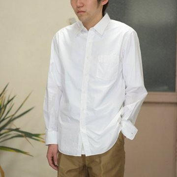 toff(トフ) /REGULAR COLLAR SHIRTS -WHITE- #17STSH01