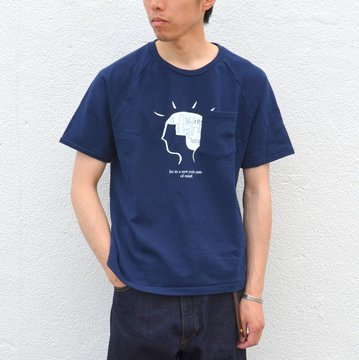 【30% off sale】THE DAY(ザ・デイ)/ NY MIND -NAVY- TD-170003