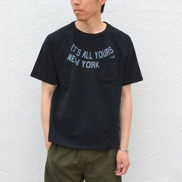 【30% off sale】THE DAY(ザ・デイ)/ ALL YOURS NYC -BLACK- TD-170004