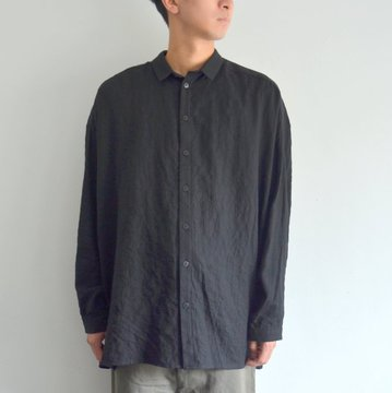 toogood(トゥーグッド) / THE DRAUGHTSMAN SHIRT LONG SOFT COTTON -FLINT- #62052000