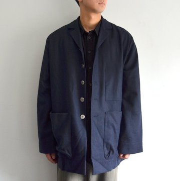 toogood(トゥーグッド) / THE PHOTOGRAPHER JACKET FELTED LAMBSWOOL MW -STORM- #62033100