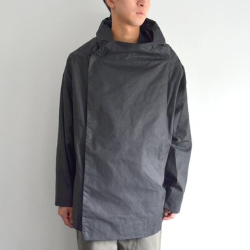 toogood(トゥーグッド) / THE BEEKEEPER JACKET WAXED COTTON -FLINT- #62033290