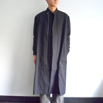 toogood(トゥーグッド) / THE PILOT COAT DYED CALICO MW -FLINT-