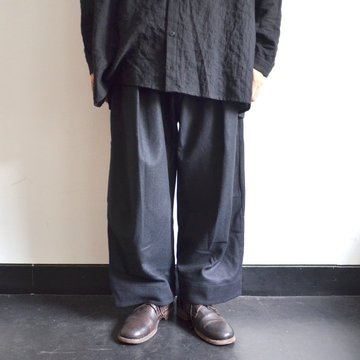too good(トゥーグッド) / THE TINKER TROUSER FELTED LAMBSWOOL MW-FLINT- 62034110