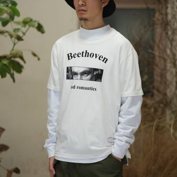 【30% off SALE】TANGTANG(タンタン) FICTION BEETHOVEN -WHITE-  #TTT-425