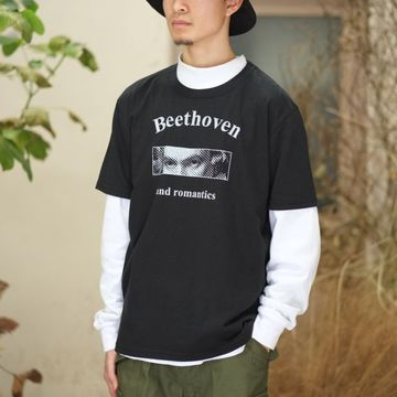 【30% off SALE】TANGTANG(タンタン) FICTION BEETHOVEN -BLACK-  #TTT-428