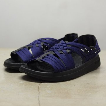 MALIBU SANDALS(マリブサンダルズ)  CANYON 【NYLON WEAVE】 -DEEP PURPLE/BLACK-