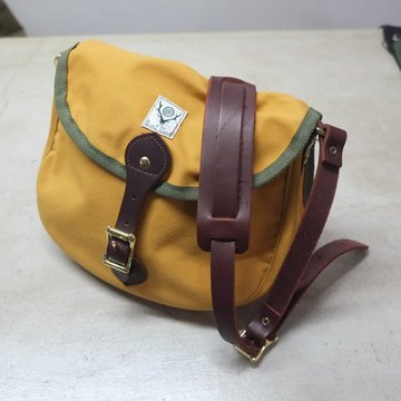 South2 West8(サウスツーウエストエイト) SUNFORGER BINOCULAR BAG MEDIUM -SUNTAN-