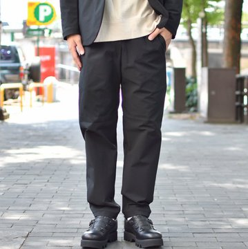 【2018 AW】 TEATORA(テアトラ)/Wallet Pants Solomodule-BLACK- #TT-004-SM