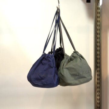 【30% OFF SALE】 ARTS & CRAFTS(アーツ・アンド・クラフツ) FRENCH MILITARY / DRAWSTRINGS POUCH S 1102604