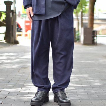 【30% OFF SALE】 tim.(ティム)/ EASY PANTS -(35)NAVY- #8303-0203