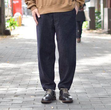 【30% OFF SALE】 ts(s)(ティーエスエス) / PEGTOP PANTS -NAVY- #KT39EP04-NV